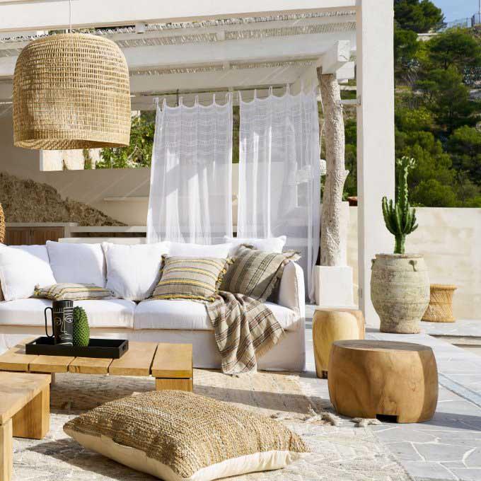 Ideas para decorar una terraza con estilo
