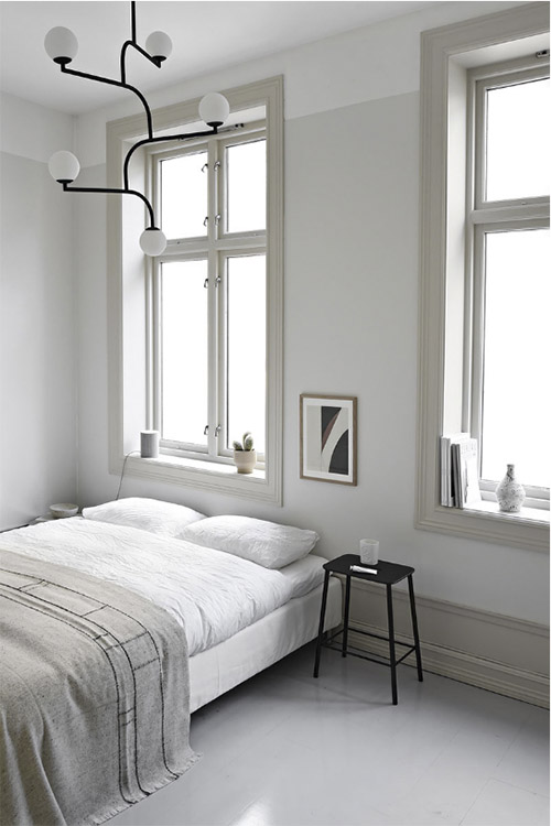 lámparas colgantes para dormitorios