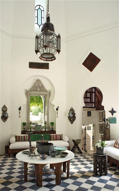 Decoraci n rabe o marroqu todas sus claves nomadbubbles - Muebles marroquies en madrid ...