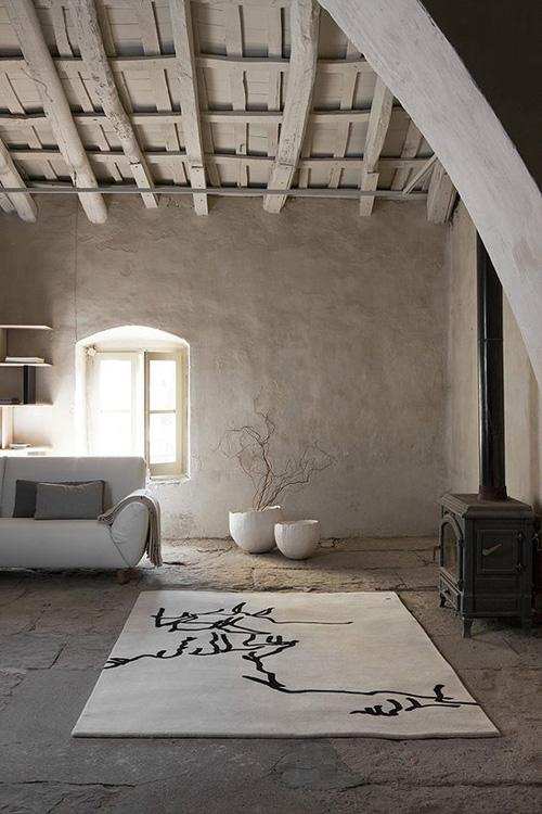 El minimalismo en la decoración wabi sabi