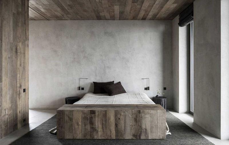 dormitorios de estilo minimalista
