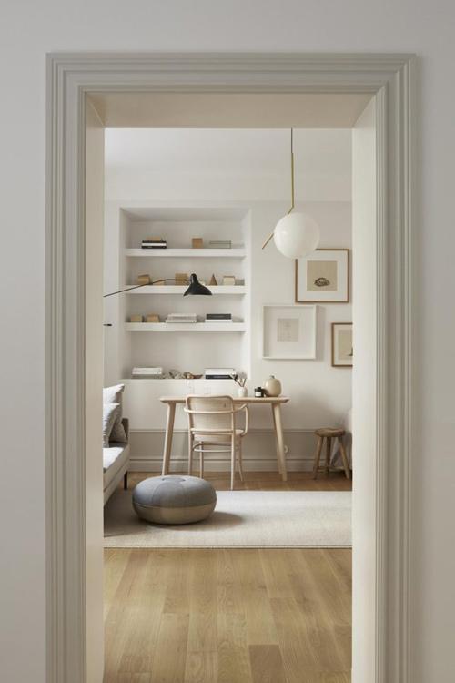 El orden, un elemento clave en la tendencia minimalista