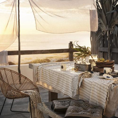 Ideas para la decoración de terrazas y espacios exteriores