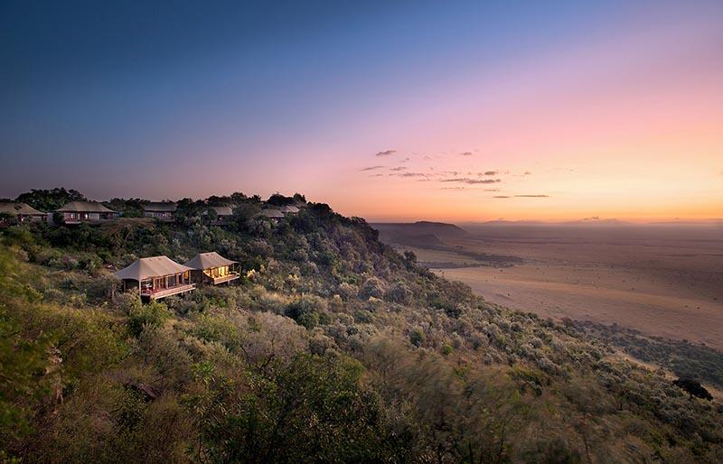 Viajes y safaris de lujo en África