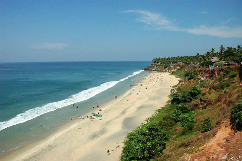 Playas de kerala, India