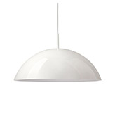 lampara estilo nórdico color blanco