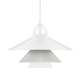 Lámpara colgante de diseño moderno