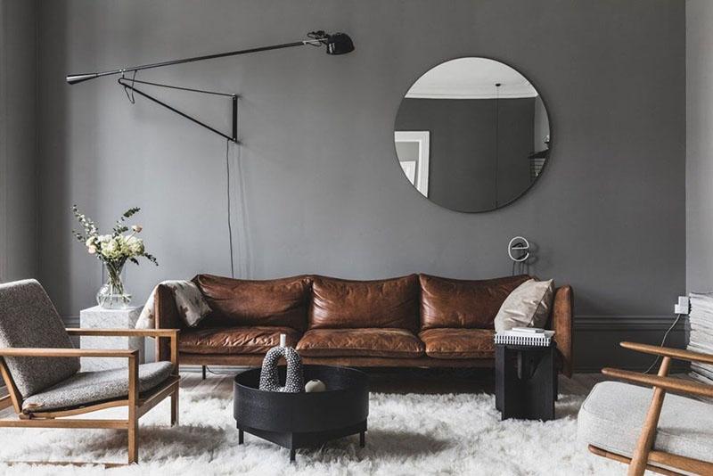 Ideas de iluminación para salones pequeños