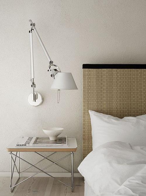 lámpara de pared para la habitación