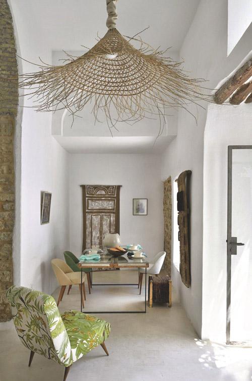 estilo mediterraneo en la decoracion de interiores