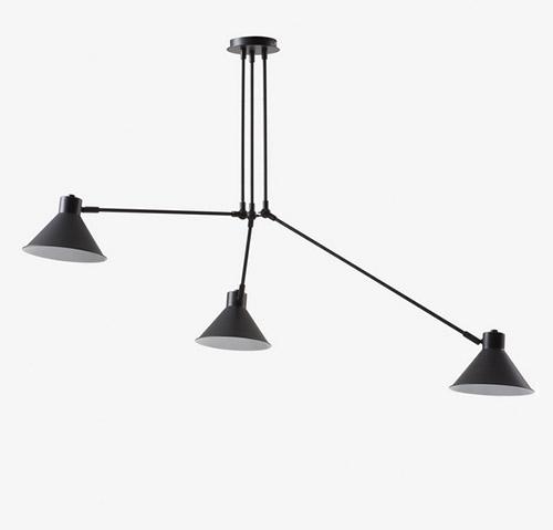 lamparas de techo colgante industrial