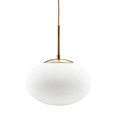 lampara colgante esfera cristal