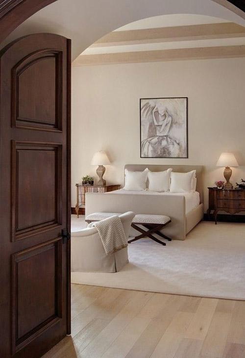 decoración e iluminación de dormitorios
