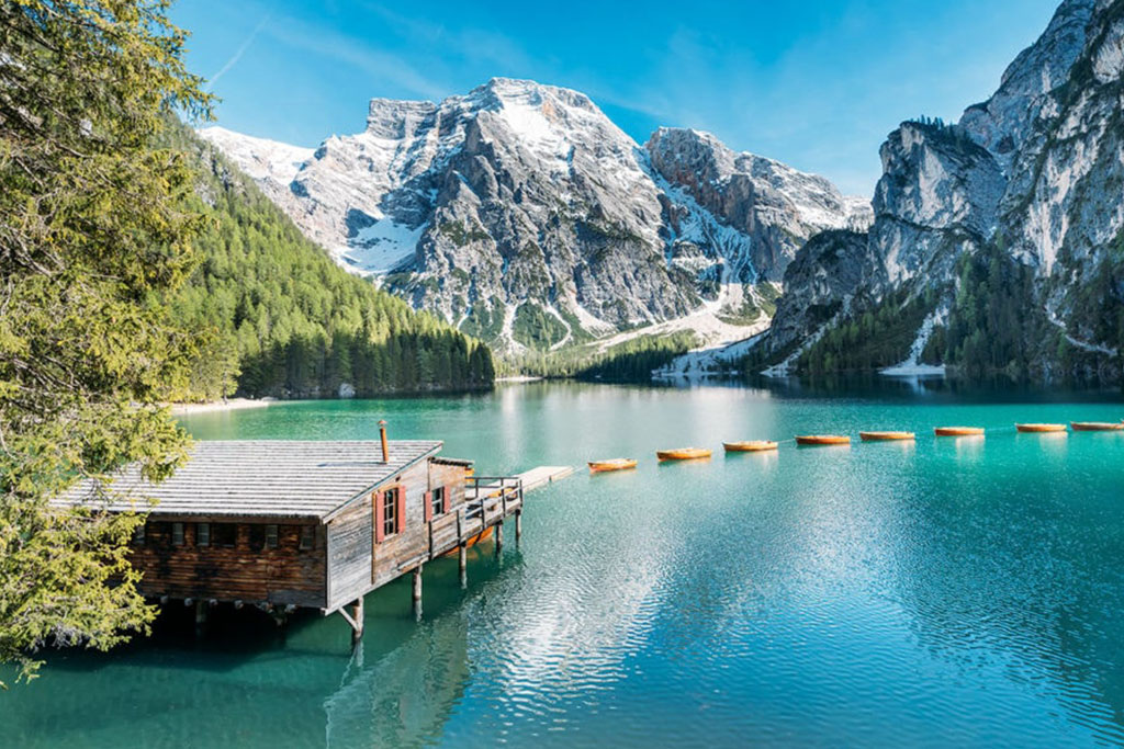 Las Dolomitas