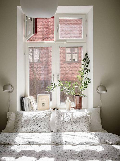 cómo iluminar una habitación con apliques de pared