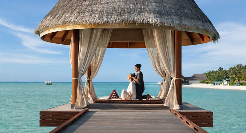 masajes en las maldivas