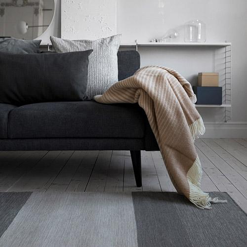 plaid para decorar el sofá o la cama
