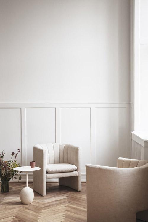 muebles nórdicos para decorar la casa
