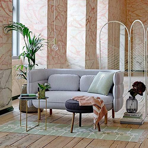 mesas auxilares de diseño escandinavo