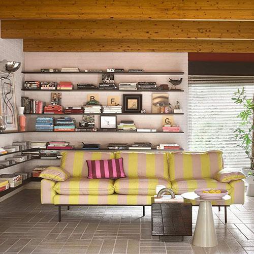 muebles auxiliares para la decoración del salón