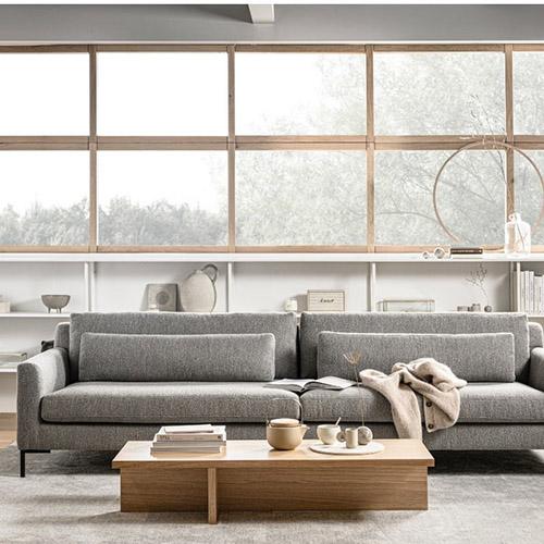 muebles auxiliares de estilo y diseño nórdico
