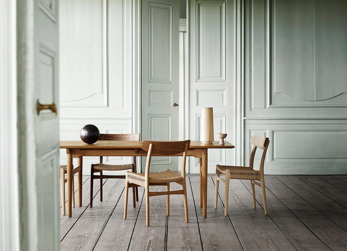 mesas de comedor nórdicas
