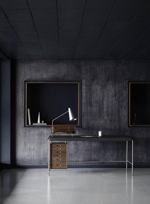 Mesa escritorio vintage de diseño escandinavo