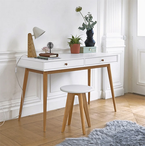 escritorio para habitacion de estudio