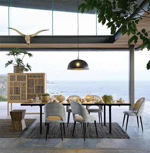 muebles vintage de estilo industrial para la decoración de casa