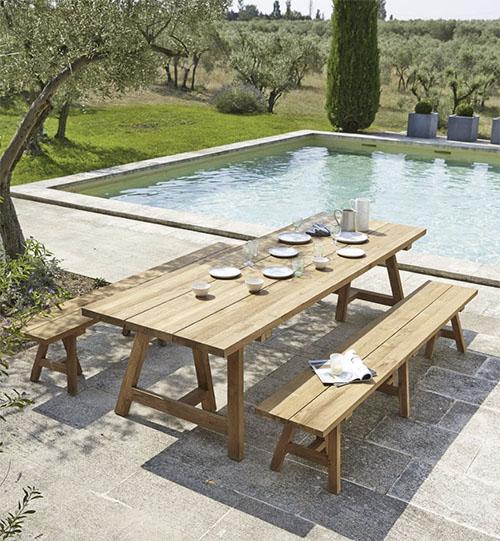donde comprar mesas de madera maciza