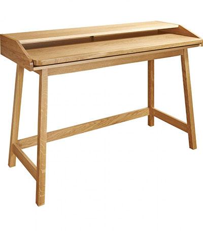 Mesa escritorio de madera