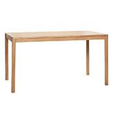 mesa de madera maciza