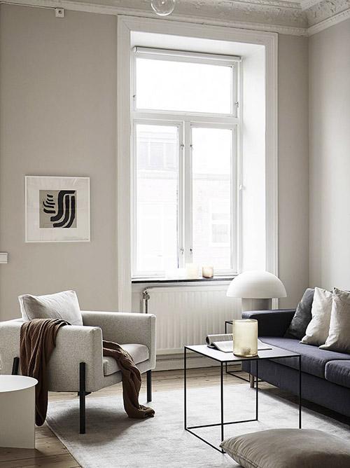 ideas y consejos para decorar un salón pequeño