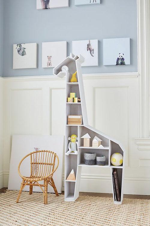 muebles creativos para los niños