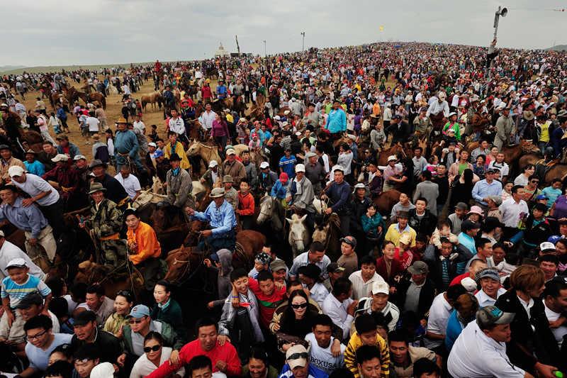 Nadaam Festival