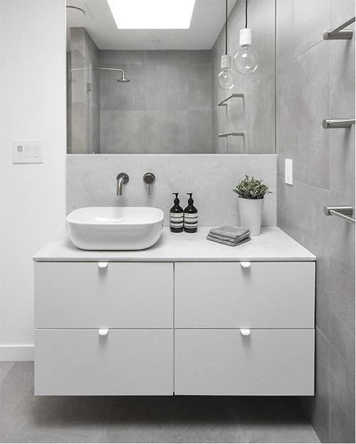 toalleros de diseño moderno para la decoración del cuarto de baño