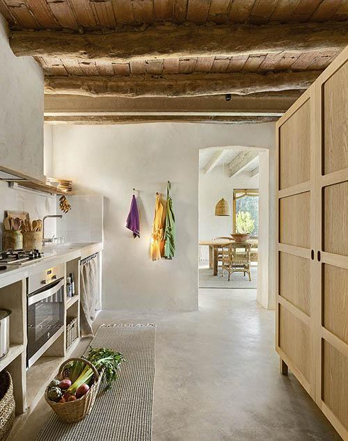 ideas para decorar una cocina rústica