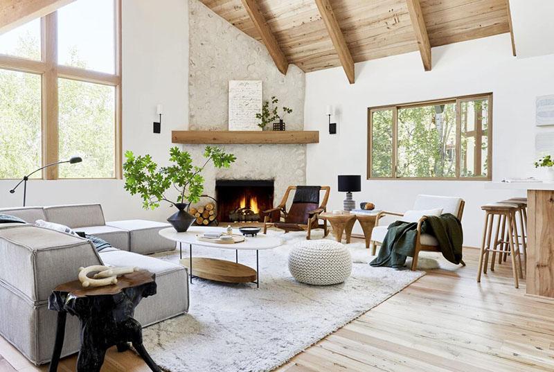diseños de casas rusticas modernas