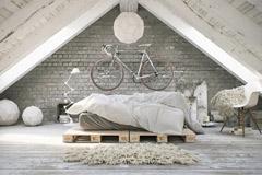 Muebles hechos con palets de madera