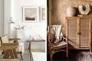 muebles de ratan