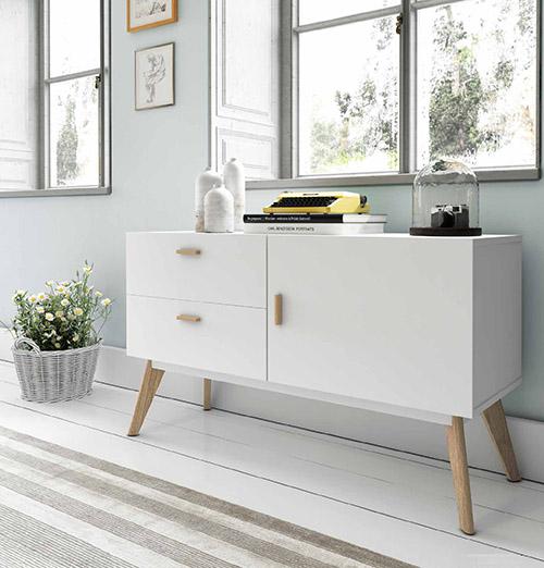 muebles de diseño y estilo nórdico para la decoración del hogar