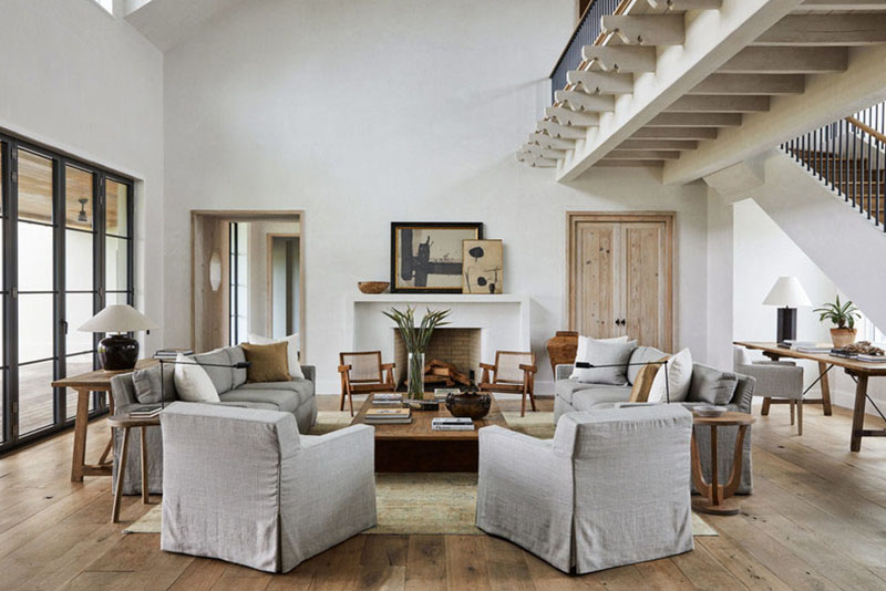sofas y sillones de estilo rustico