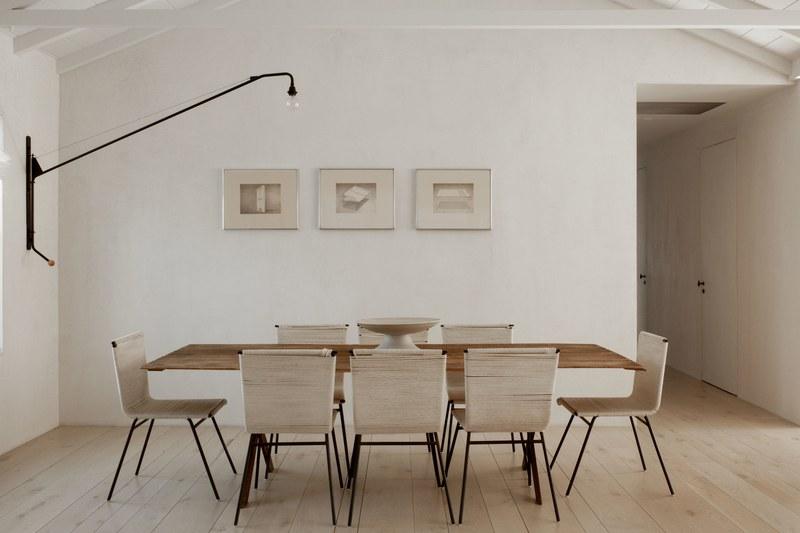 Cómo decorar un comedor de estilo minimalista