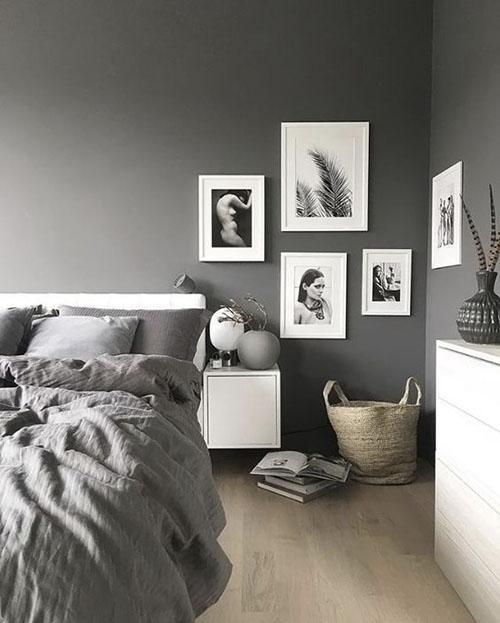 muebles de almacenamiento en los dormitorios
