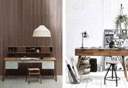 muebles escandinavos de madera