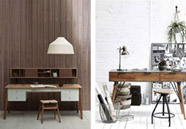 muebles nórdicos de madera
