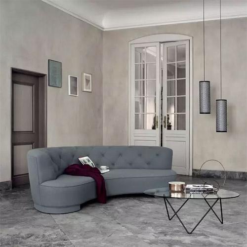 decoración de salones con muebles de estilo nórdico