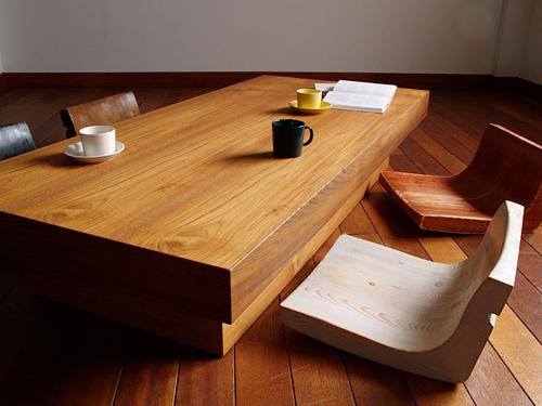 muebles de diseño japonés