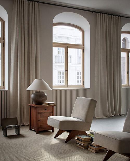 muebles de diseño vintage mid century