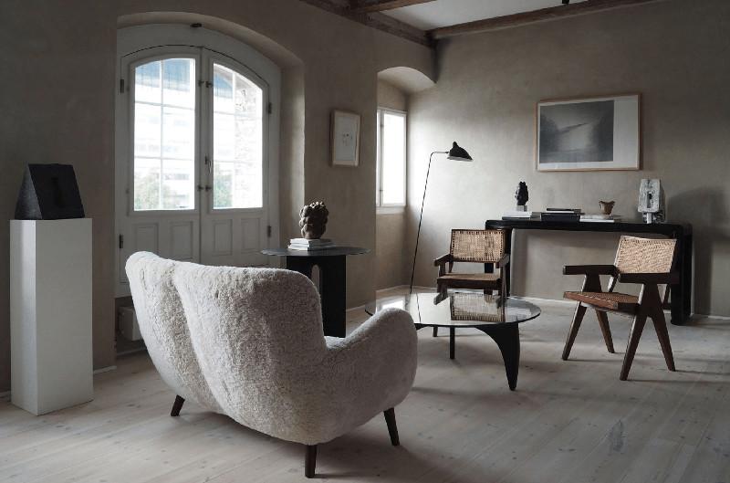Muebles de diseño escandinavo para decorar el salón de casa